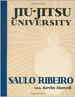 Jiu Jitsu University Saulo Ribeiro bjj book